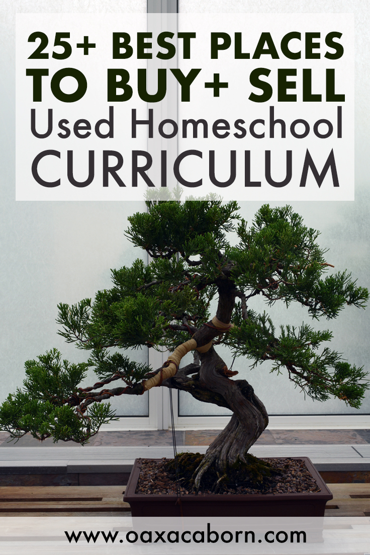 Where to Buy and Sell Used Homeschool Curriculum