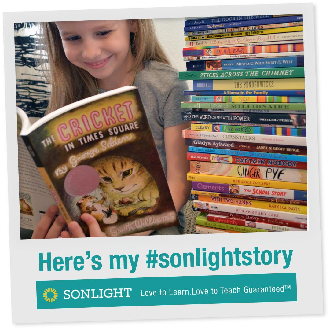 Sonlight Ambassador