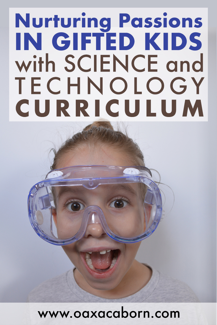 Nurturing Child-Led Passions in Gifted Kids with Supplemental Science and Technology Homeschool Curriculum