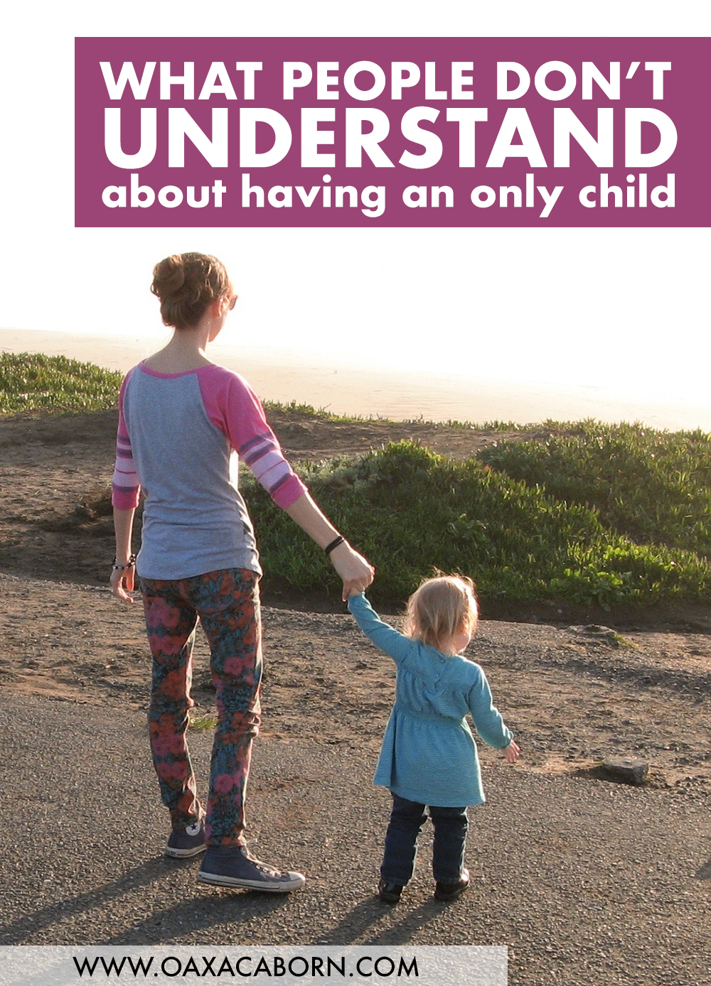 What People Don't Understand About Having an Only Child