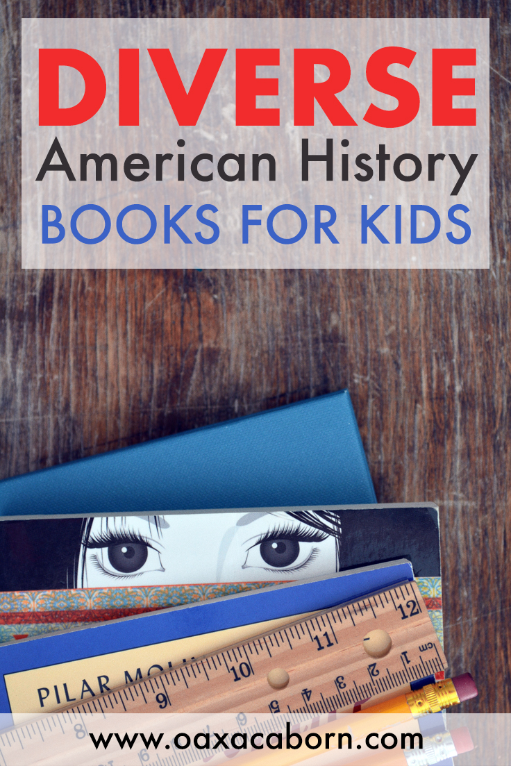 Diverse US History Books for Kids