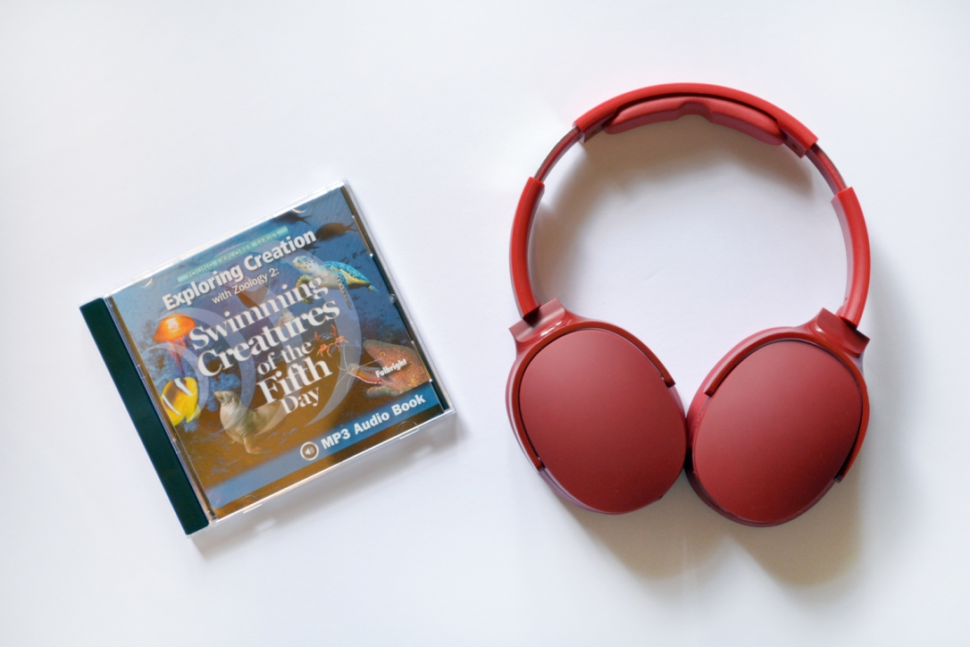Why Use Science Audiobooks? An Apologia Science Review of Zoology 2 Audio MP3 CD, by the Oaxacaborn blog