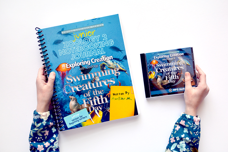 FB image for Review of Apologia Science Junior Notebooking Journal