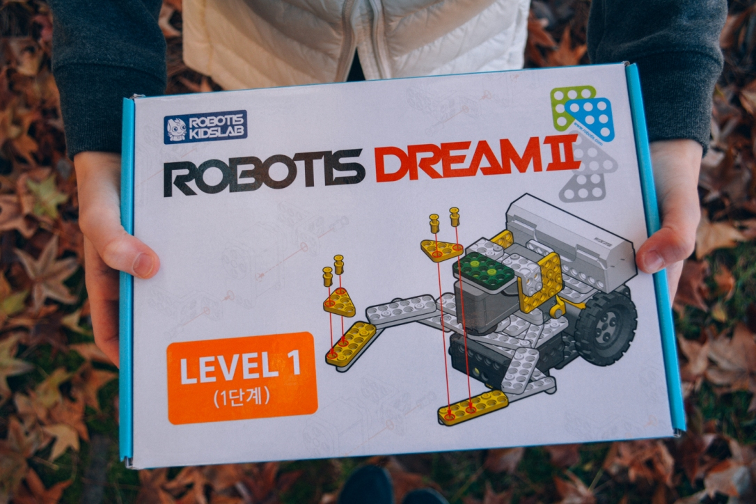 Homeschool Robotics: Robotis Dream 2.0 Review, available at Timberdoodle
