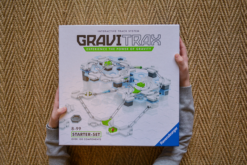 FB Image for GraviTrax Review: Homeschool STEM Marble Run