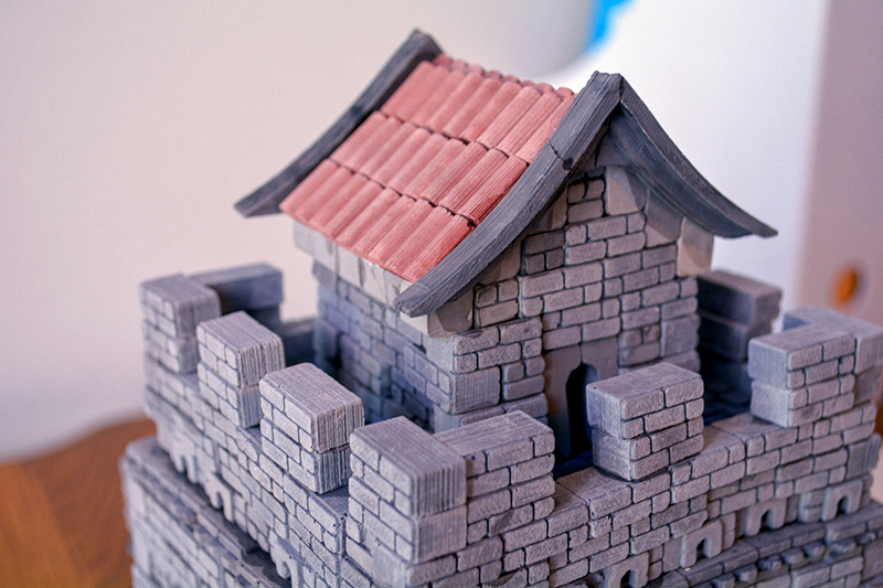 FB image for Great Wall of China Mini Bricks Timberdoodle Review