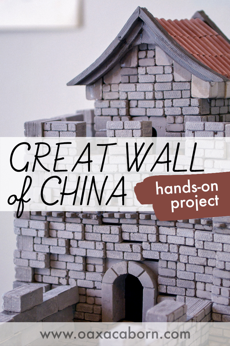 pin image for Great Wall of China Mini Bricks Timberdoodle Review