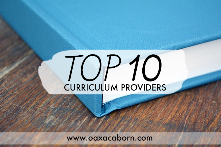 curriculum_providers