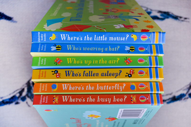 Best Usborne Board Books from Timberdoodle Tiny Tots - FB