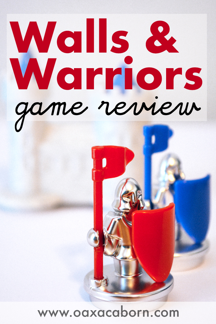 Games Kids Can Play Alone - Walls & Warriors Timberdoodle Review