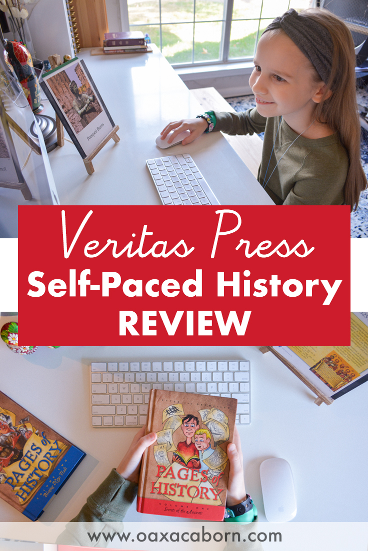 Veritas Press Self-Paced History Review