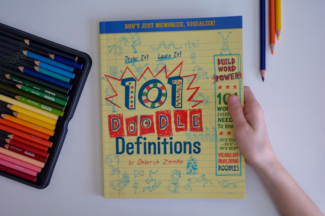 101 Doodle Definitions Review - Timberdoodle Homeschool Vocabulary